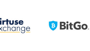 Virtuse Exchange to use BitGo security services