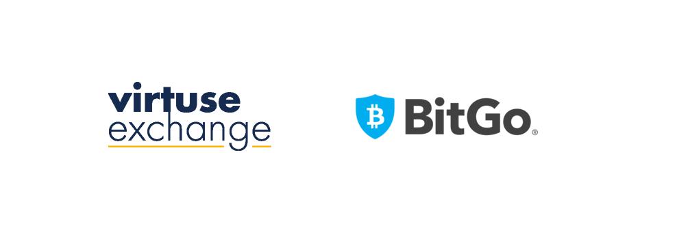 Virtuse Exchange to use BitGo security services