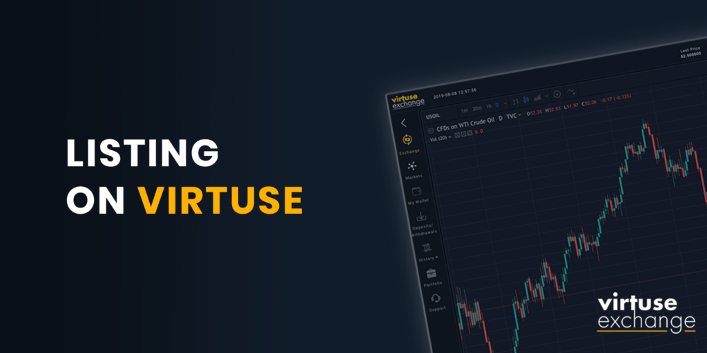 How to get a coin listed on Virtuse Exchange