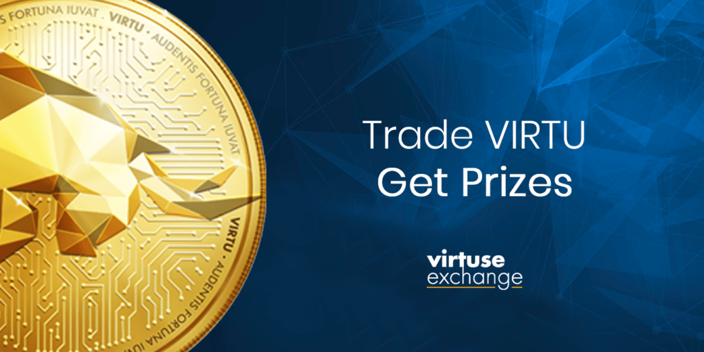 Trade VIRTU and Win Prizes