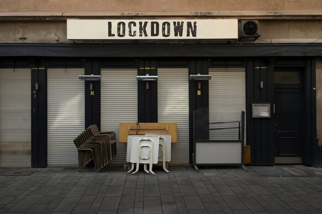 What is the best use of your time in a lockdown?