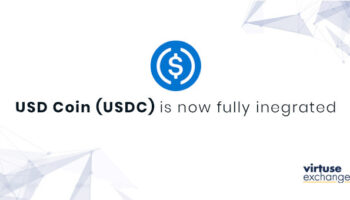 As Coinbase Listed on NASDAQ, Virtuse Announces Support for USD Coin