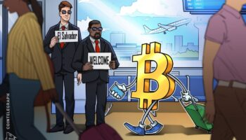 El Salvador's Bitcoin Law Effective September, E-Wallets to Get $30 Worth of Crypto