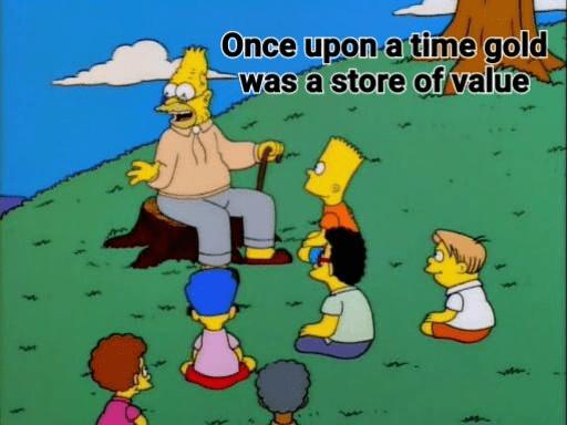 gold meme