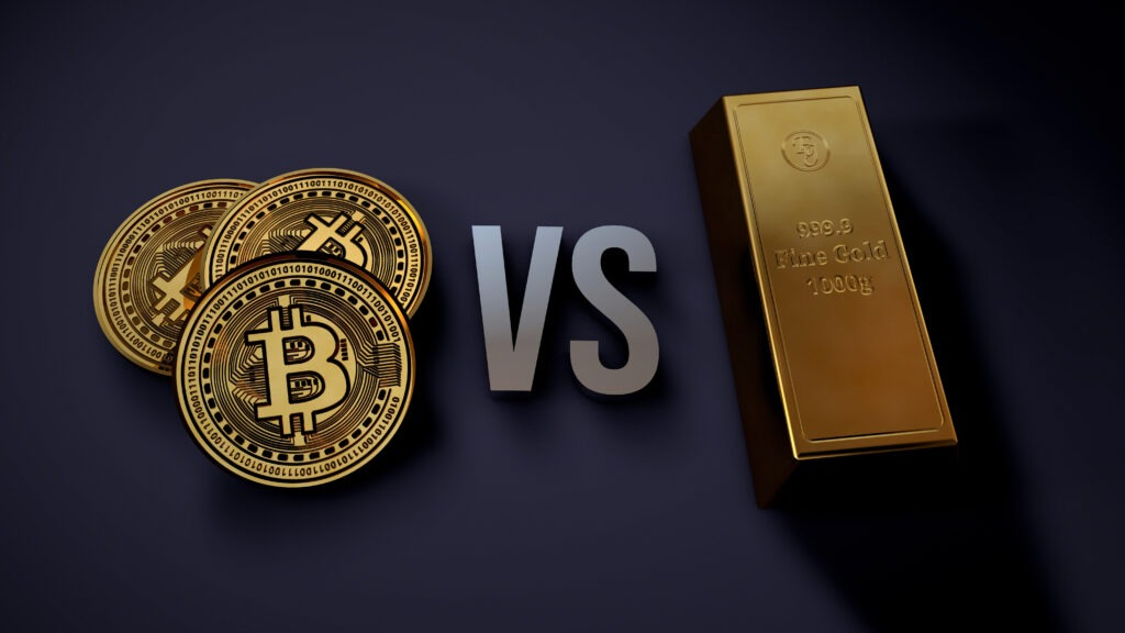 Gold vs. Bitcoin. Which Was Better Inflation Hedge?
