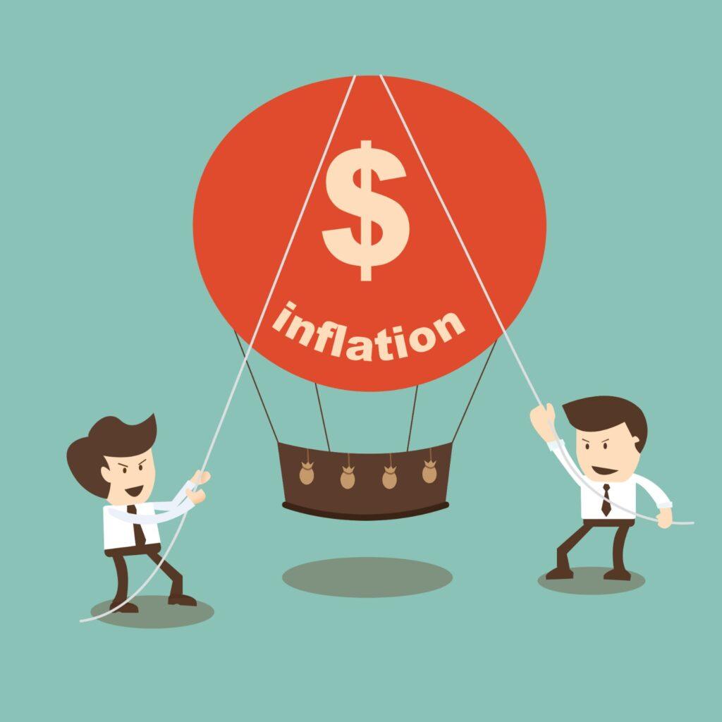 Tri spôsoby ako médiá bagatelizujú infláciu